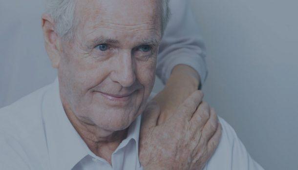 Parkinson-kóros beteg